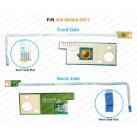 Power Button For Dell Inspiron 14-3441, 14-3442, 14-3443, 14-3449, 14-3446