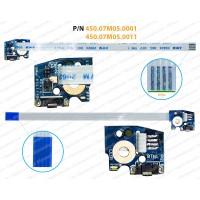 Power Button For HP Pavilion X360 13-U, 13T-U, M3-U, M1-U, M3-U001Dx, M3-U101Dx, M3-U103Dx, 856017-001, 450.07M05.0011, 450.07M05.0001
