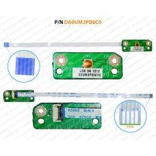 Power Button For Dell Inspiron 1464, 1564, 1764, DA0UM3PB8C0