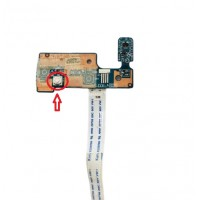 Power Button For Acer 5350 5750 power board 5750g 5755 5780 ls-6902p LS-6905P (20cm Length)