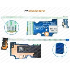 Power Button For HP ENVY 15 M6-N DX,15-J, 15-Q, 6050A2548701