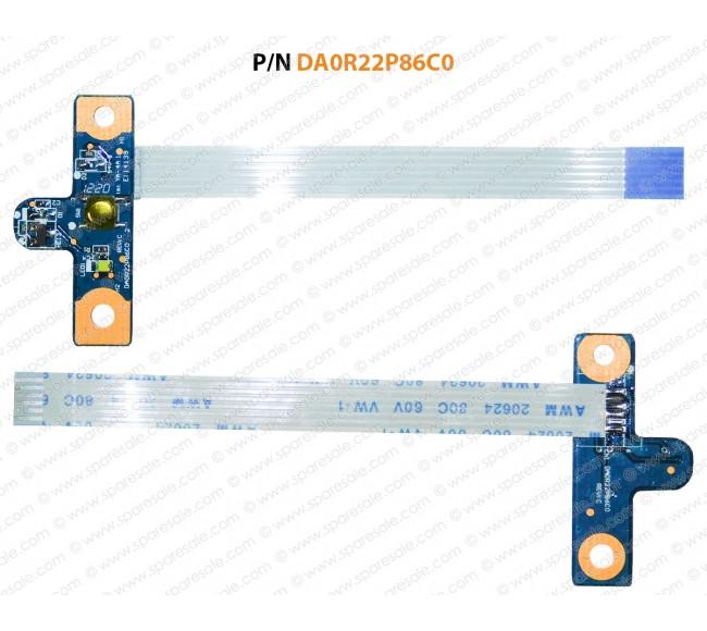 Power Button HP Pavilion G6-1000, G7-1000, G4-1000, G4T-1000, G4, G6, G7, G4T, G7T DA0R22P86C0