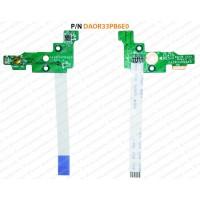 Power Button For HP G6-2000, G4-2000, DAOR33PB6E0