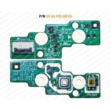 Power Button For Lenovo Ideapad S410P, S510P, LS41P 12902-1