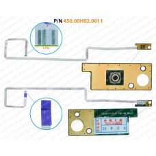 Power Button For Dell Inspiron 15-3541, 15-3542, 15-3543, 15-3878
