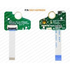 Power Button For HP Pavilion 15-AB, 15-AK, 15-AN, 15T-AB, 15T-AK, 15Z-AB Series