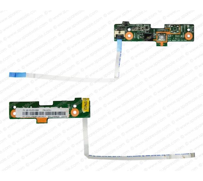 Power Button For ASUS A43S, X43S, K43S, K43SD, K43SV, K43SJ, K43E, K43SM