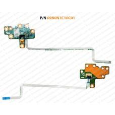 Power Button For Asus K56, S56, K550, S550, S550CA, V550CA, S56, K56C, K56CA, K56CB, K56CM 69N0N3C10C01