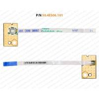 Power Button For Dell Vostro 3400, 3500, V3500, 50.4ES06.101