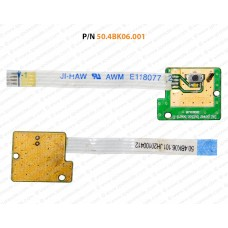 Power Button For Dell Inspiron 1440, 50.4BK06.001
