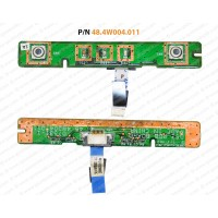 Power Button For Dell Inspiron 1525, 1526 48.4W004.011