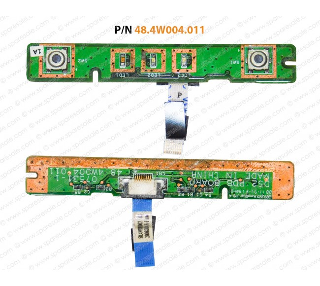 Power Button For Dell Inspiron 1525, 1526
