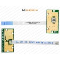 Power Button For Dell Inspiron 15R-M5110, 15R-N5110, M511R, DQ15 ( Strip Length 6.0 cm )