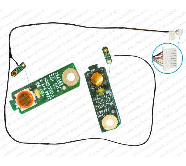 Power Button For Dell Studio 1535, 1536, 1537