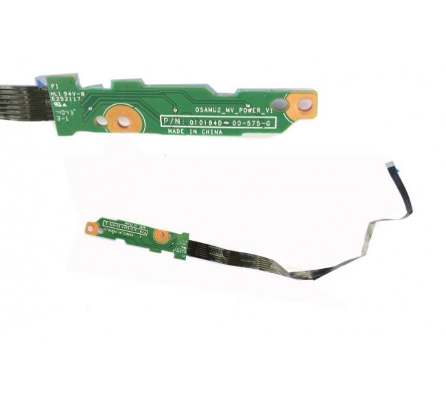 POWER BUTTON For HP 15-D SERIES 15-D051EA 010194D-00-575-G