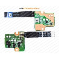 Power Button For HP Pavilion 2000, 430, 431, 435, 436, 630, 631, 635, CQ257 Compaq Presario CQ43, CQ57 Series