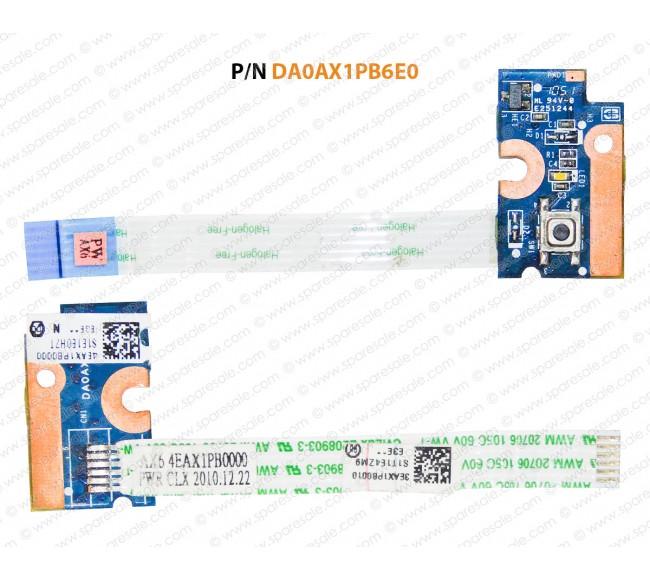 Power Button For HP G42, G56, G62, G72, COMPAQ CQ42, CQ56, CQ62, CQ72