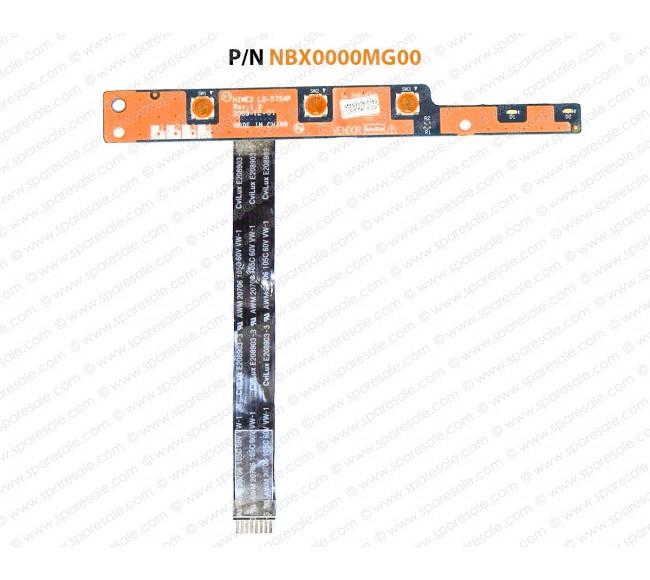 Power Button For Lenovo G560, G565, Z560, Z565, LS-5754P