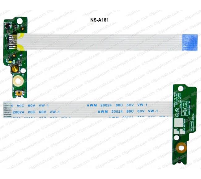 Power Button For Lenovo Z510, Z410, NS-A181