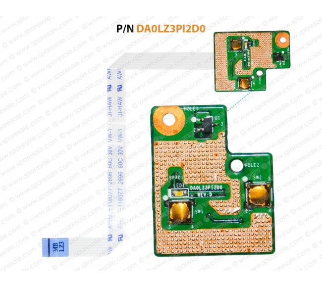 Power Button For Lenovo IdeaPad Z580, Z585