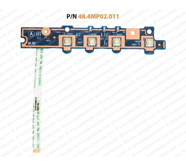 Power Button For Sony VPCEG, VPCEL, PCG-61A12L, SWX-370, 48.4MP02.011, 484MP02011