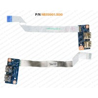 USB Board for HP 15-G, 15-R, 15-S, 250-G3, 255-G3, 256-G3, LS-A993P