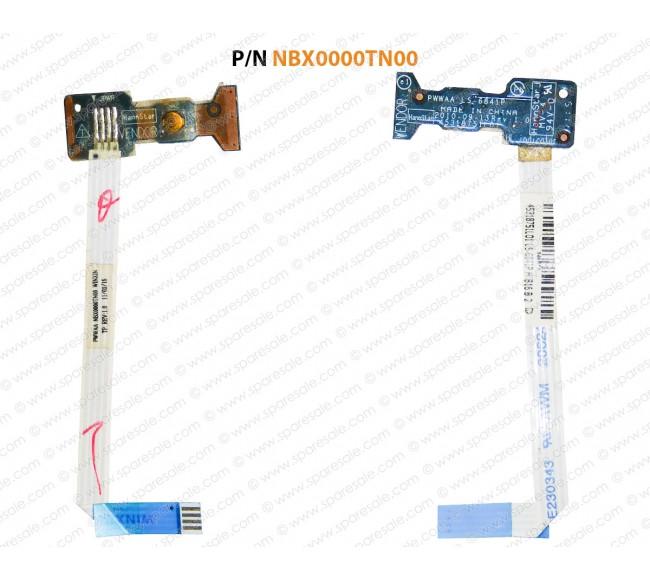 Power Button For Toshiba Satellite C660, LS-6841P