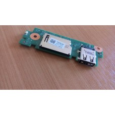 For Dell Inspiron 3442 3443 3542 3543 0r1f2r 15 3878 Laptop USB Port Board R1F2R 0R1F2R