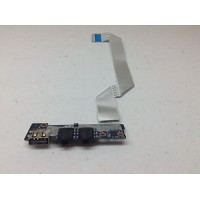 For HP ENVY 4-1000 USB Audio Board With Cable LS-8661P NBX00015G00