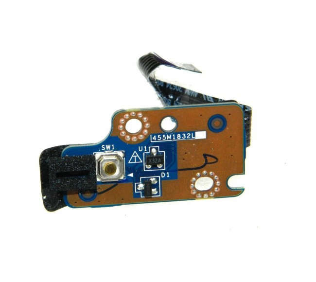 For Hp Envy Envy4-1000 Envy6-1000 455M1832L LS-8663P Series Power Button Switch Board And Cable
