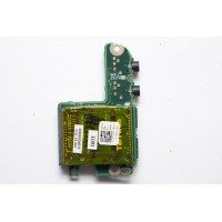 USB AUDIO CARD READER BOARD DELL INSPIRON 1564 1764 3JUM3DB0000 0Y5XYF