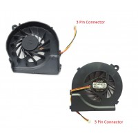 Fan For HP CQ42, G42, CQ62, G62, Cq56, G4-1000, G6-1000, G7-1000 3pin