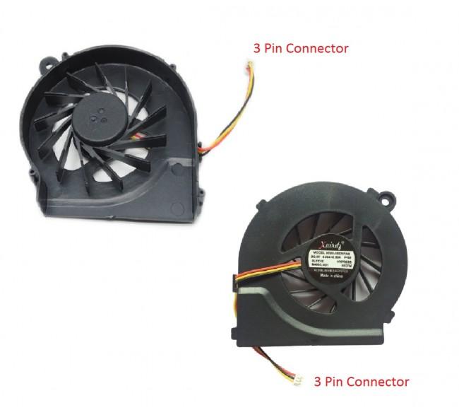 FanFor HP CQ42, G42, CQ62, G62, Cq56, G4-1000, G6-1000, G7-1000 3pin