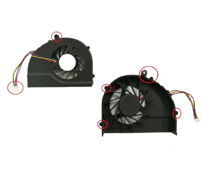 Fan For HP Pavilion DV4-3000
