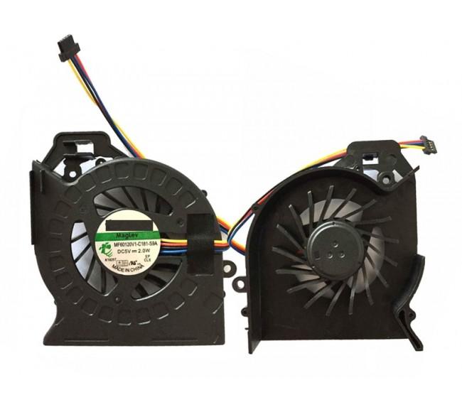 Fan For HP Pavilion dv6-6000, dv6t-6000,  dv6-6100, dv6t-6100, DV7-6000