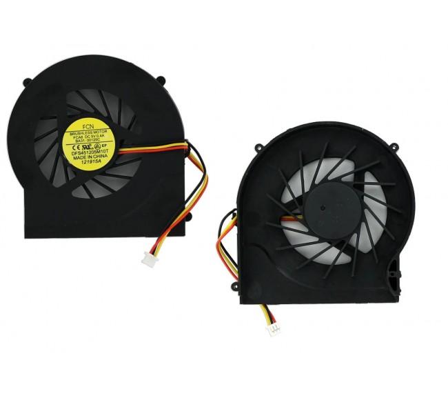 Fan For HP Pavilion DV7-4000, DV6-3000, DV6-4000