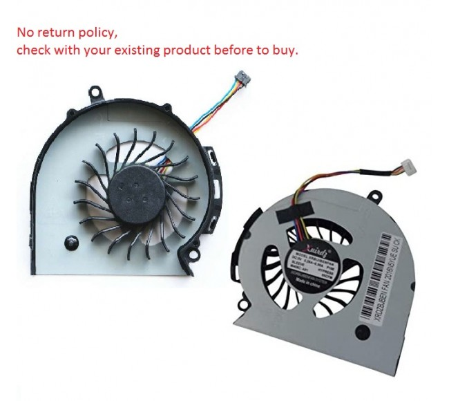 Fan For HP 14-D, 15-D, 16-D, 17-D, 240 G2, 250 G2