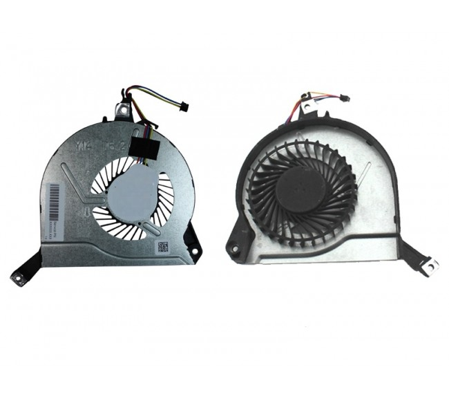 Fan For HP Pavilion 15-P, 15-K, 14-K, 16-K, 17-K, 14-P, 14-V, 15-V