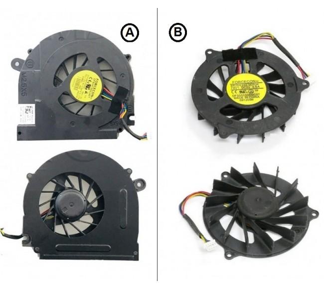 Fan For Dell Studio 1555, 1558, 1557, 1535, 1536, 1537