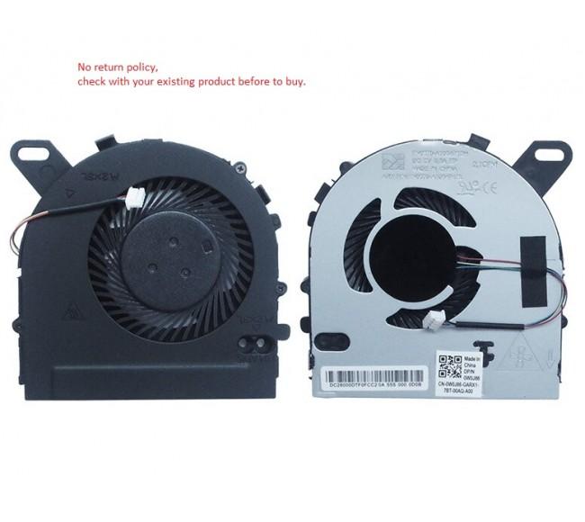 Fan For Dell Inspiron 15-7560, 15-7572, Vostro 5468, 5568, V5468, V5568