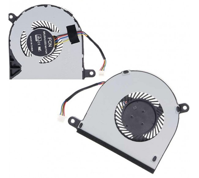 Fan for dell inspiron 5378, 5568, 7569, 13-7000, 15-5000