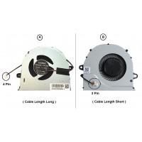 Fan For Acer Aspire E5-571, E5-571G, E5-571P, E5-571PG, E5-573, E5-573G, E5-575, E5-552 E5-552G, E5-471, E5-471G, E5-471P, E5-471PG, V3-472, V3-472G, V3-572, V3-572G, V3-572P, V3-572PG, E5-511, E5-511G, E5-511P, E5-521, E5-521G, E5-531, E5-551, E5-551G