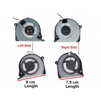 Fan For Dell Inspiron G7 15-7000, 15-7577, 15-7588, G5-5587