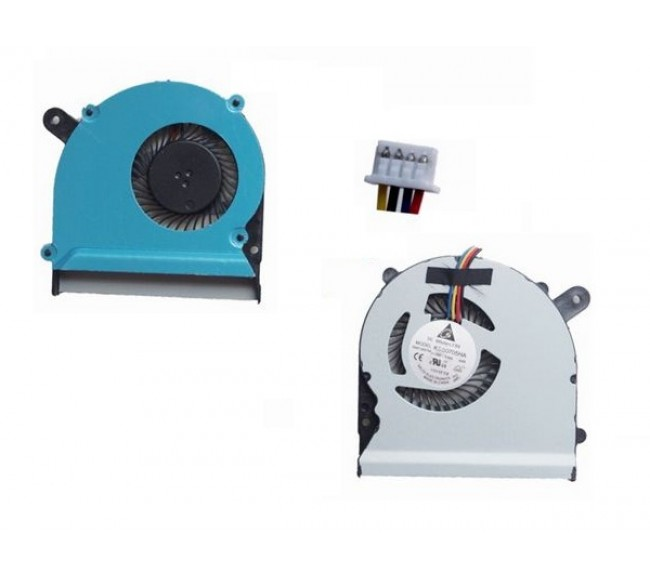 Fan For Asus S400, S400C, S400CA, S400E, X402C, X402CA, X402E, S500, S500C, S500CA, X502CA, X502C, F402C, F402CA, R509C, R509CA, V400C, V400CA, V500C, V500CA, S410, S405