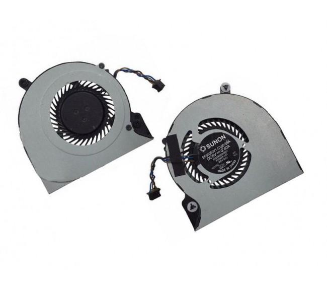 Fan For HP Elitebook Folio 9470, 9740M, 9480M1, 9470M, 9480M, 702859-001, 6033B0030901 ( 4 Pin )