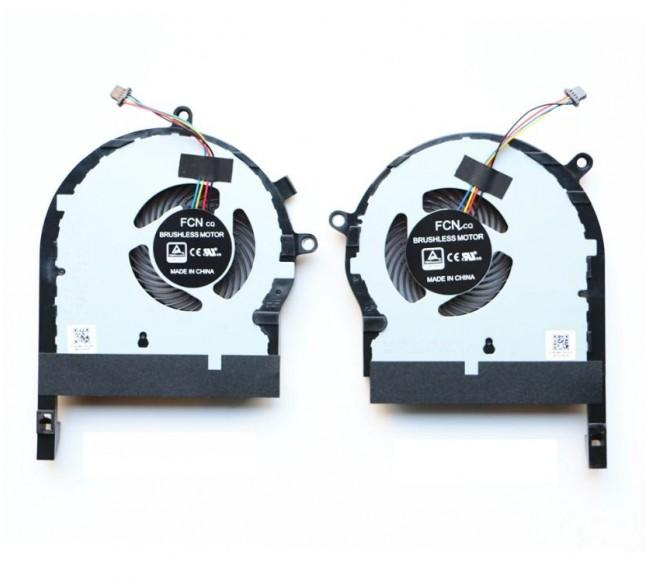 Fan For Asus TUF5, FX80, FX80GD, FX80GE, FX80GM, FX80F, ZX80F, FZ80F, FX504GD, FX504GE, FX504GB