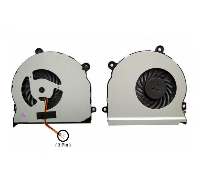 Fan For SAMSUNG NP355V5C, NP365E5C, 355V5C-S02, NP355V4C, NP350V5C, NP355V4X, 355V4C, 350V5C, 355VC, NP350V, DC28000BMD0, DC28000BMS0