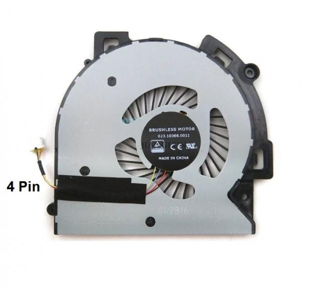 Fan For HP Envy X360 15-AQ, 15-AR, M6-AQ, 856277-001 ( 4 Pin )