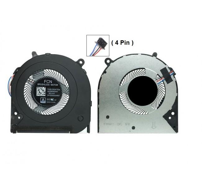 Fan For HP 14S-CF, 14S-DK, 14S-DP, 14S-CR