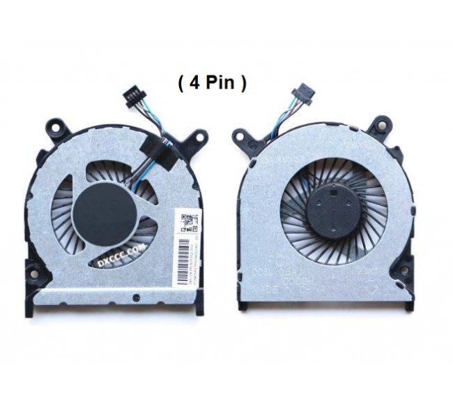 Fan For HP Pavilion 14-BS, 14-BW, 14Q-BU, 14Q-BY, 246-G6, 240-G6, 245-G6